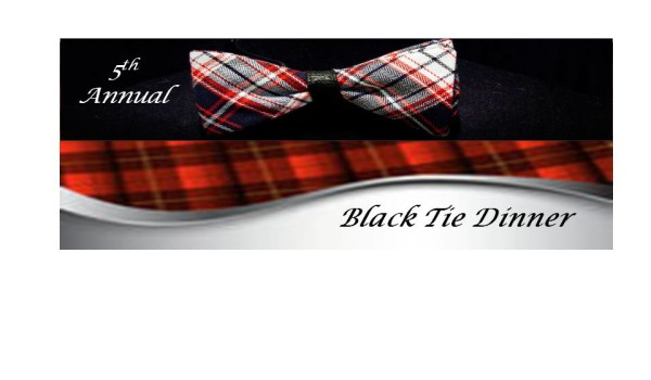 5th Annual Black Tie Dinner